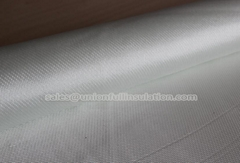 E-glass 195g Insalution Fiberglass Fabric Plain Weaving
