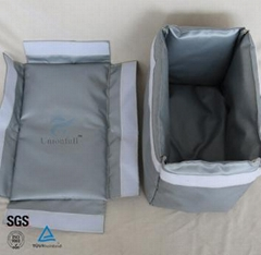 Heat Resistant Removable Thermal Insulation Jacket Blanket