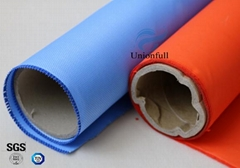 Corrosion Resistance Acrylic coated fiber glass fabric