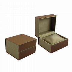 Top Grade Flip Top Cardboard Watch Box