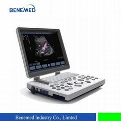 Portable Color Doppler Ultrasound Scanner BENE-3S