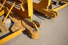 RCD4015-5 Luffing Tower Crane Quick Details