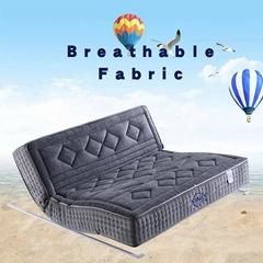 深度睡眠美容按摩床電動可調節床墊