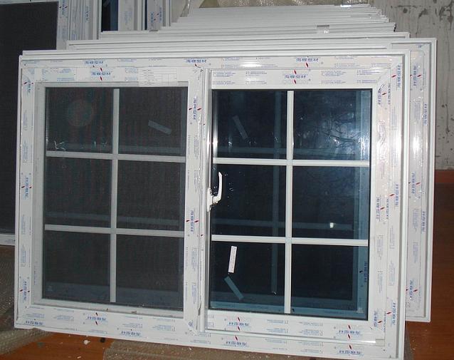 Teeyeo Industry plastic sliding window with mosquito netting  3