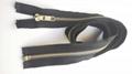 SZIP metal and plastic fire-retardant zippers with Nomex or Aramid fiber tape 3