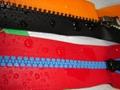 SZIP Derlin plastic Water repellent waterproof zippers 2