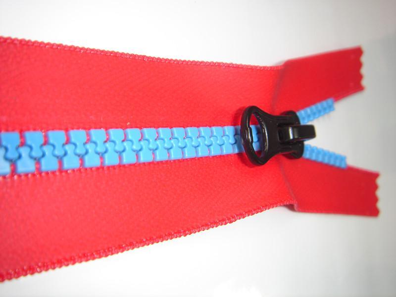 SZIP Derlin plastic Water repellent waterproof zippers 5