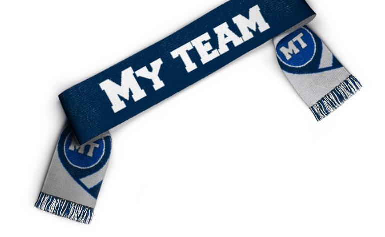 球迷圍巾 2