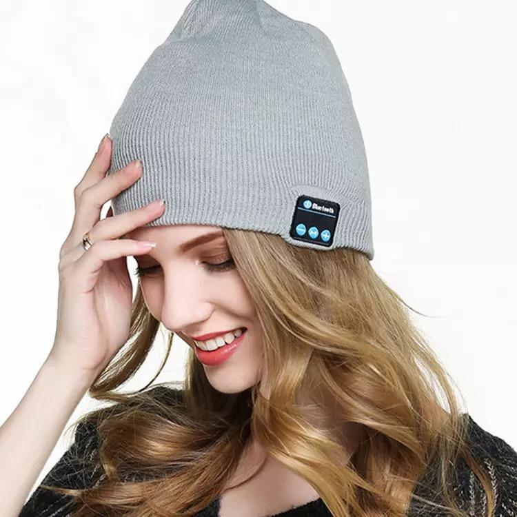 藍牙帽子 3