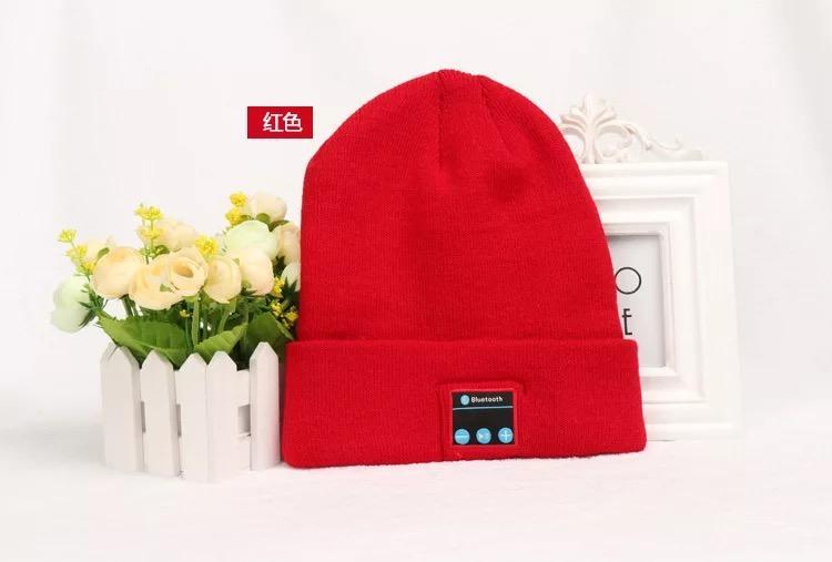 藍牙帽子 4