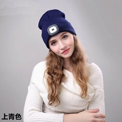 LED Flash Beanies