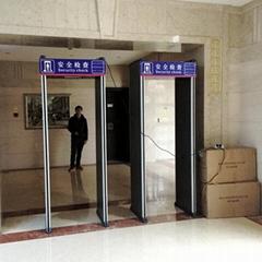 杭州市中科盾手機探測安檢門ME-860