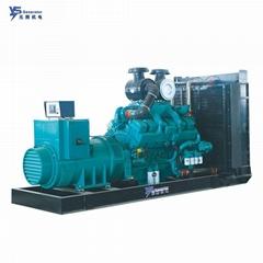YuanShuo 50-2000KW Cummins brand diesel generator set factory price supply