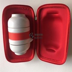 eva陶瓷茶具包裝收納盒