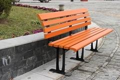 厂家直供 绿宝塑木公园椅