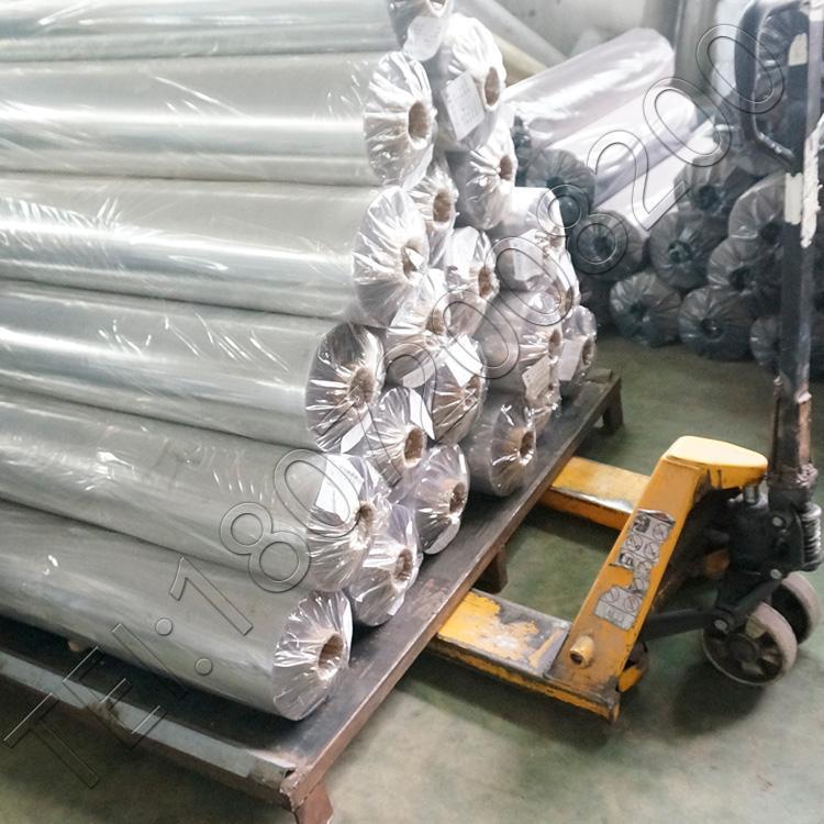 供應彩色磨砂半透明壓延PVC塑料薄膜 3