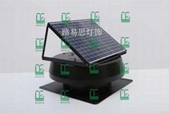 太陽能換氣扇