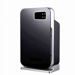 LCD touch screen air purifier