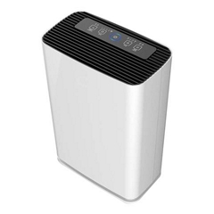 air purifier touch screen operation