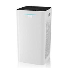 smart air purifier with laser sensor