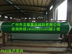 PVC自動化流水線輸送帶