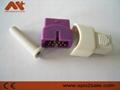 Medical connector for Nellcor oximax DB9 Spo2 sensor