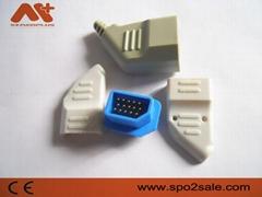 Nihon Kohden 14pin spo2 connector