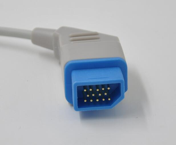 光电14针血氧连接器 5