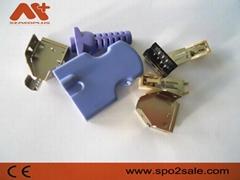 Fukuda/Nellcor DOC-10 spo2 connector