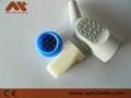 布鲁克12针血氧,3/5导心电图机线连接器