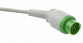 寶萊特血氧連接器心電圖連接器 4