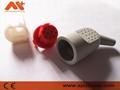 S&W血氧连接器心电图连接器