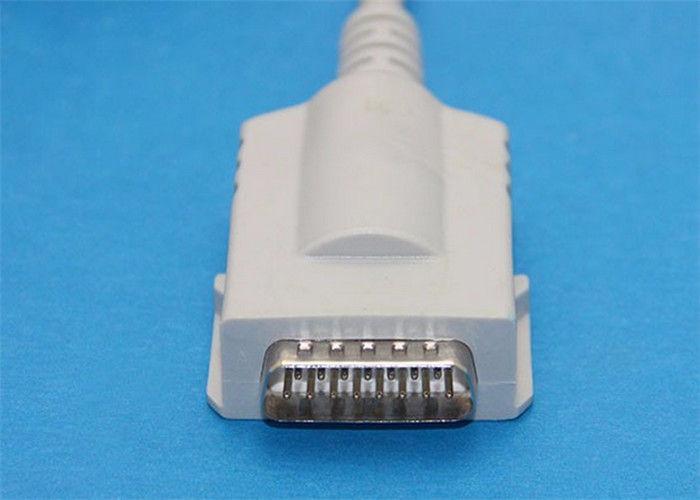 伯迪克DB15M10导心电图连接器 3