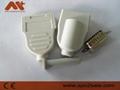Burdick DB15M EKG connector