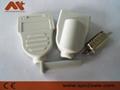 伯迪克DB15M10導心電圖連接器 2