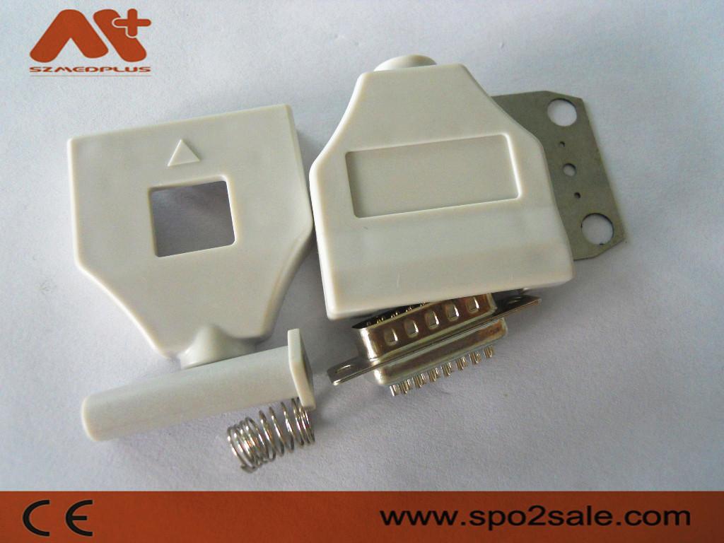 福田10導心電圖連接器 1