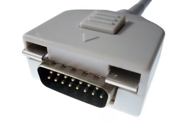 福田10导心电图连接器 3