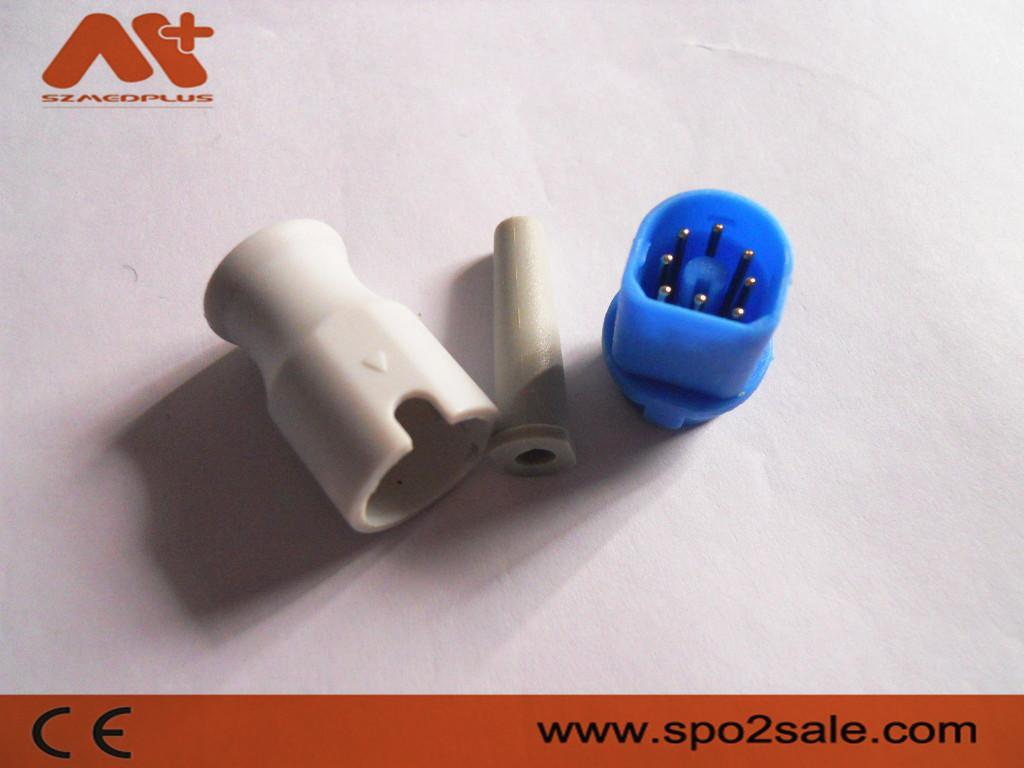 飞利浦8针血氧连接器 1