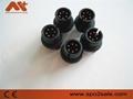 AAMI 6针心电图连接器 3