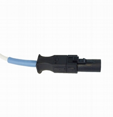 欧美达7针组装血氧探头连接器