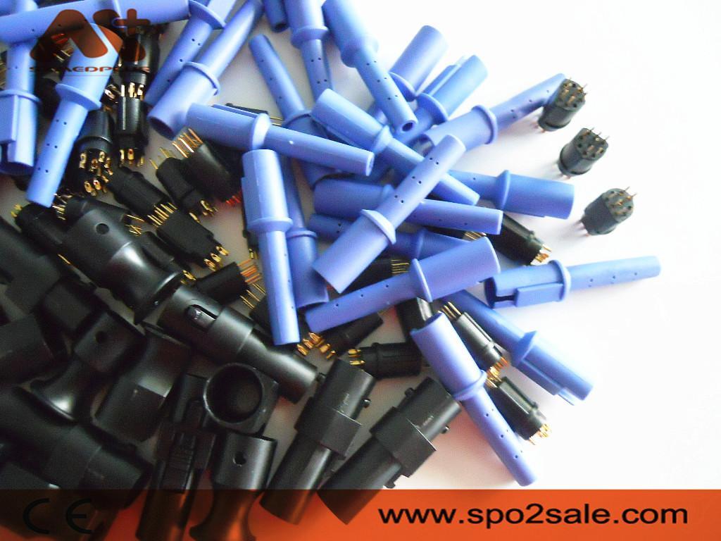 欧美达7针组装血氧探头连接器 4