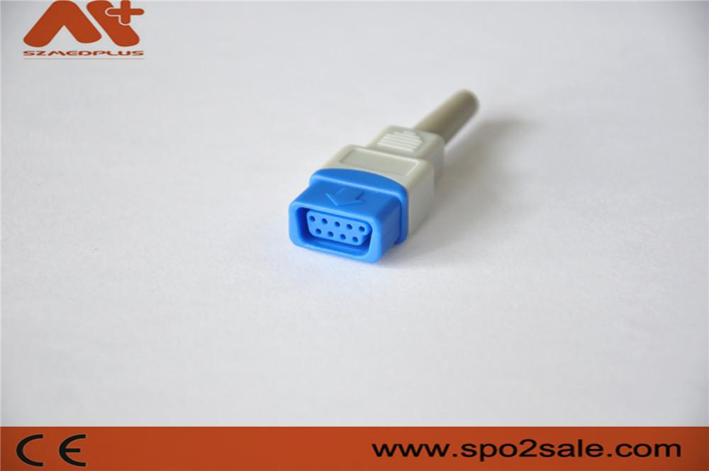 GE-trusignal DB9血氧探頭連接器插座 1