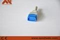 GE-trusignal DB9血氧探头连接器插座 5