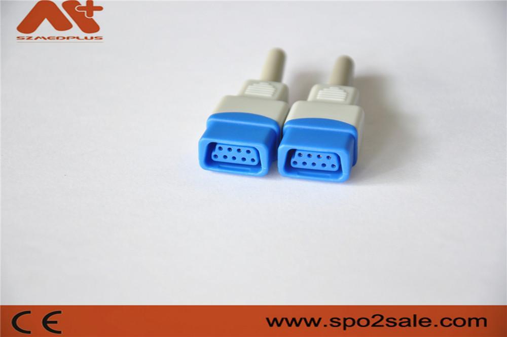 GE-trusignal DB9血氧探頭連接器插座 6