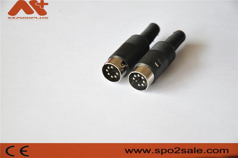 席勒7针血氧探头连接器 5