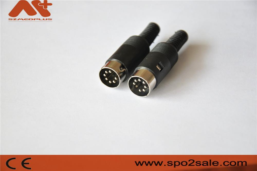 席勒7针血氧探头连接器 4