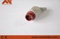 海利格血氧连接器心电图连接器 6