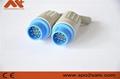 康强血氧连接器心电图连接器 2