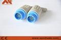 康强血氧连接器心电图连接器 4