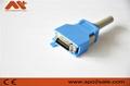 Nihon Kohden OPV-1500 spo2/ECG connector